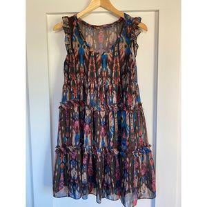 Anthropologie Mini Dress
